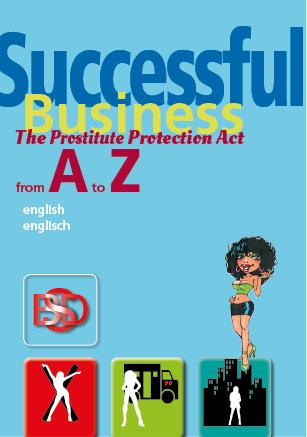 Gute Geschäfte Broschüre in Englisch