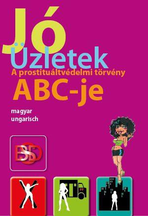 Gute Geschäfte Broschüre in Ungarisch