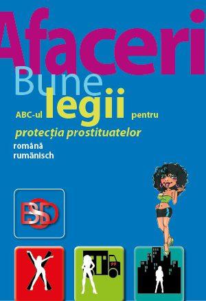 Gute Geschäfte Broschüre in Rumänisch