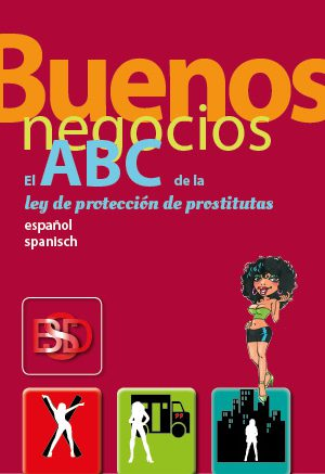 Gute Geschäfte Broschüre in Spanisch
