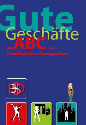 Gute Geschäfte Broschüre in deutsch