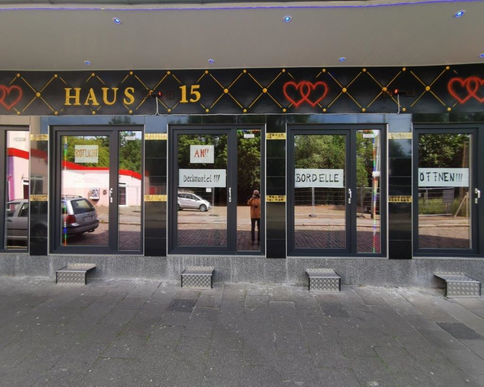 Fensterprostitution in Bremerhaven