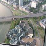 Landtag NRW von oben