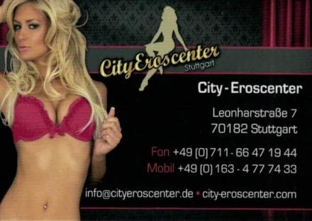City Eroscenter
