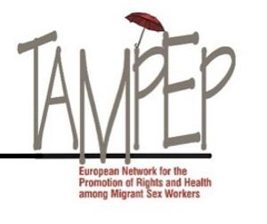 TAMPEP solidarisiert sich mit unseren Forderungen nach Öffnung der Bordelle